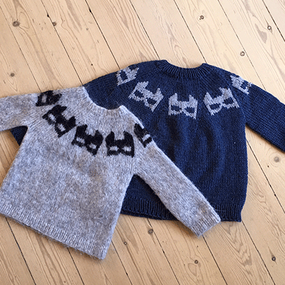 Maskerade Sweater