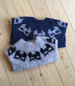 sweater sæt